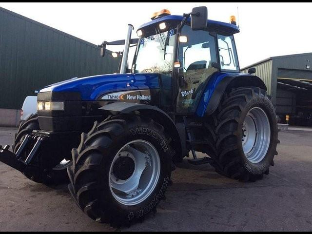 New Holland TM140 ***SOLD***