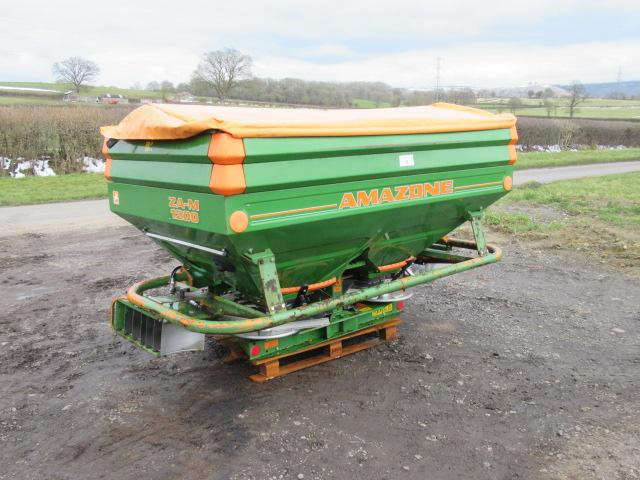Amazone ZA-M 1200 Fertiliser Spreader