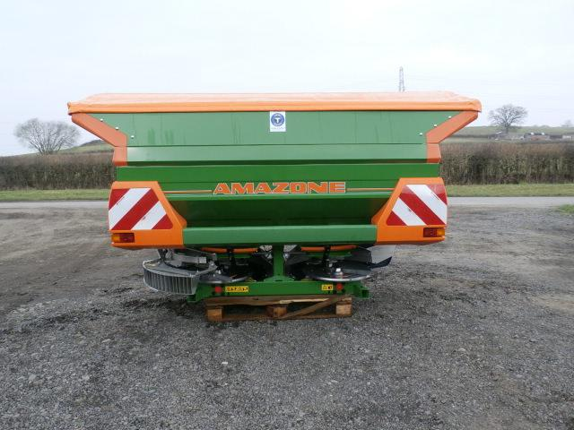 Amazone ZA-M SBS 3000 Fertiliser Spreader