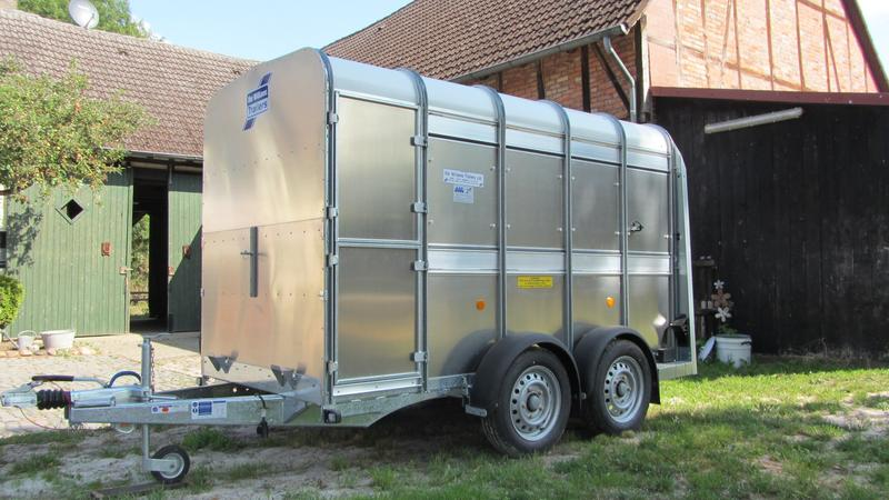 Ifor Williams TA 5 311x155x182