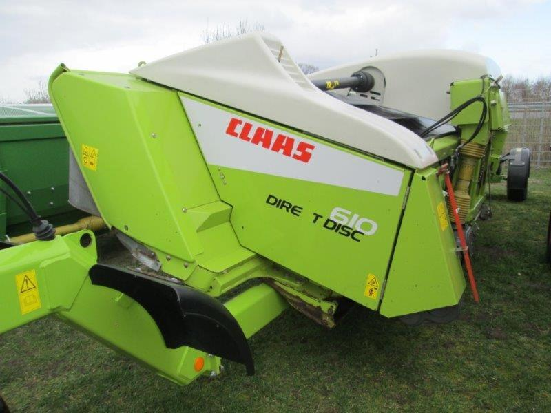 Claas Direct Disc 610
