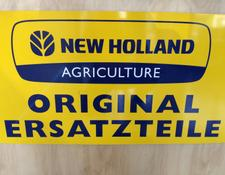 New Holland Batterieandeckung