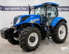 New Holland T7.245 Power Command, Druckluftanl., LED