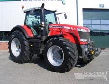 Massey Ferguson 8730 Dyna VT Exclusive