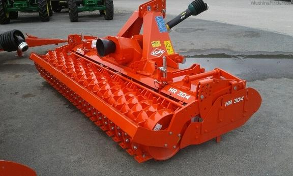 Kuhn *NEW* HR304D Power Harrow