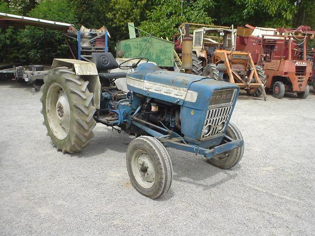 Ford 3000 ohne Brief