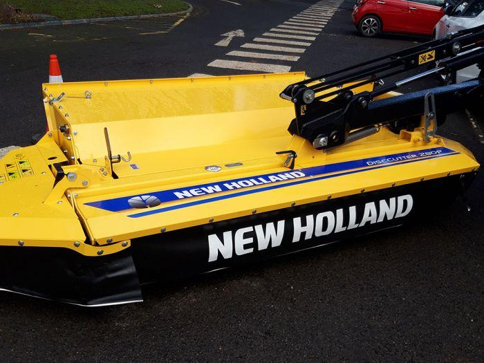 New Holland Disccutter 280P Mower-Conditioner
