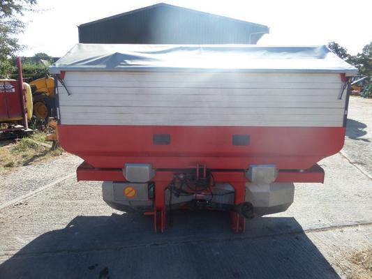 Kverneland Accord  EXACTA-TL TWIN DISC FERTILISER SPREADER