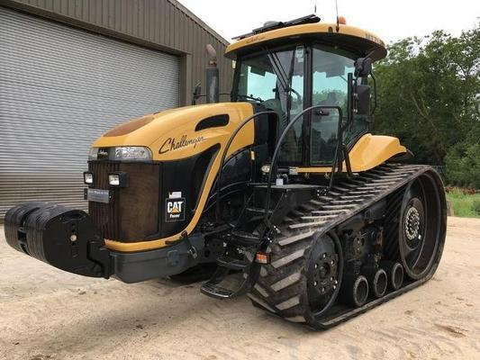 2008 CHALLENGER CATERPILLAR MT765B