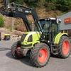 Claas 557 ATX Ares