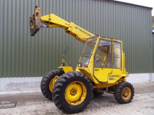 JCB Used  520 Telescopic
