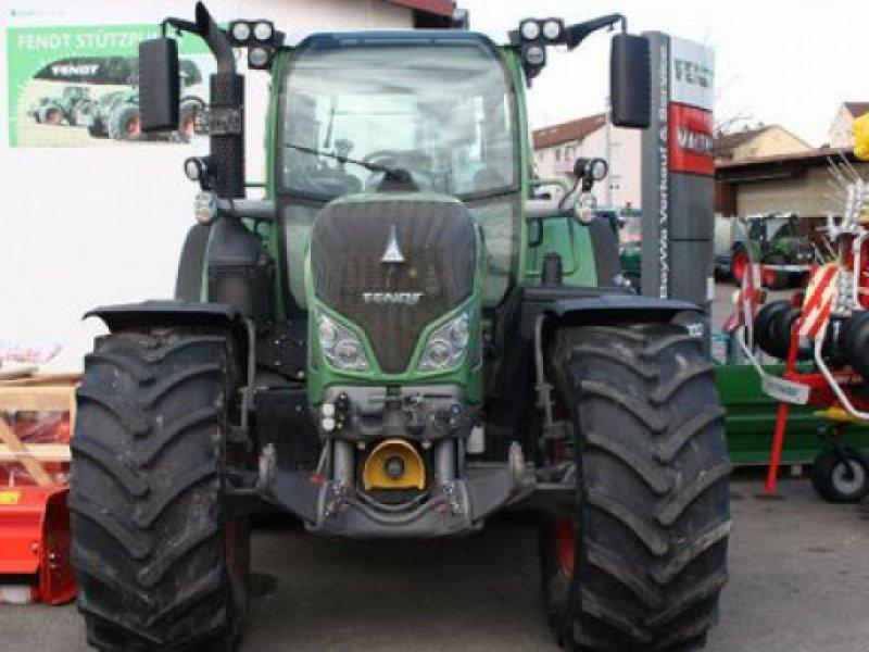 Fendt 724 SCR PROFI PLUS