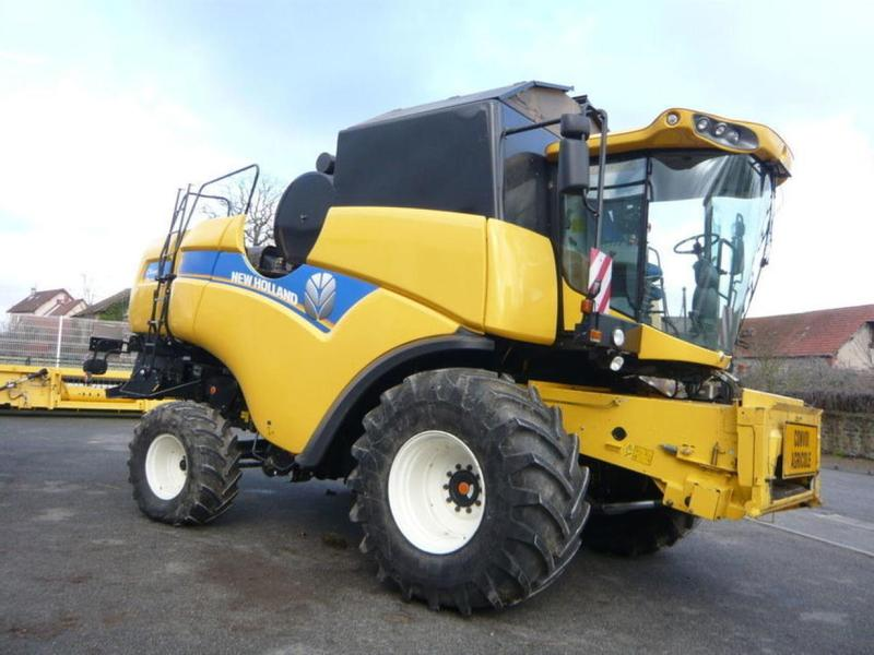 New Holland CX 6080 HD