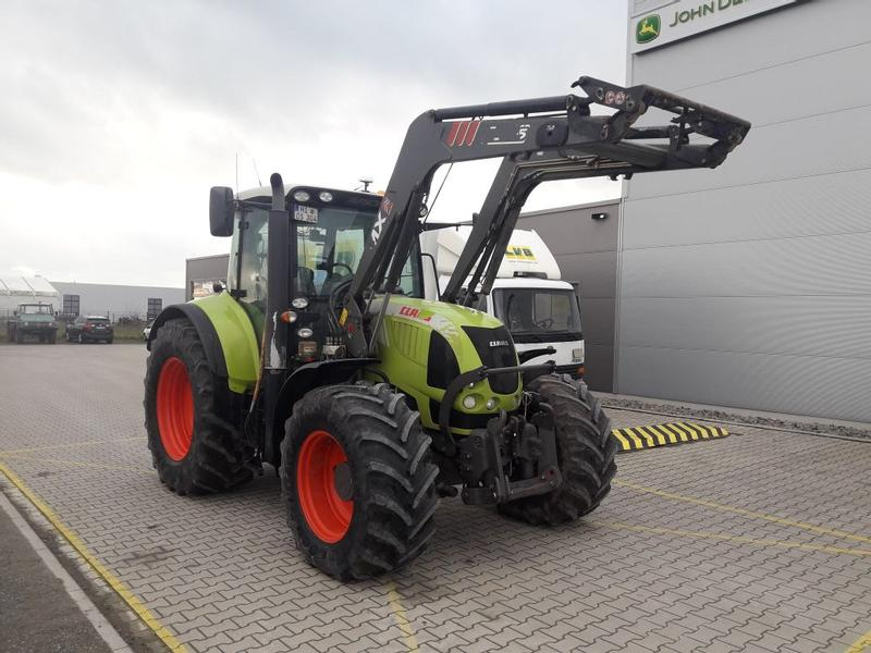Claas Arion 640 Cebis ohne Frontlader