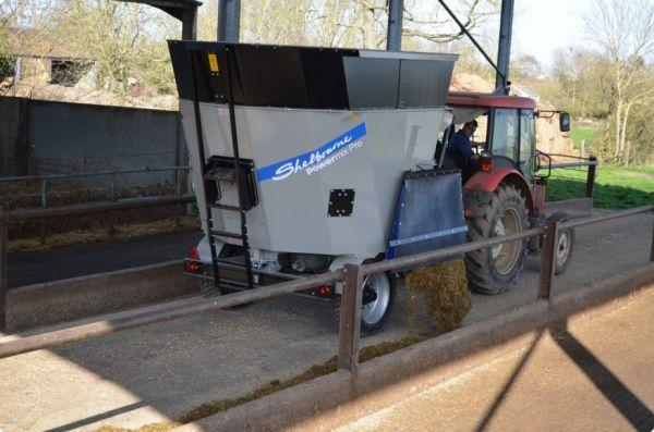 Shelbourne Reynolds 13m3 Feeder - £9,000 +vat