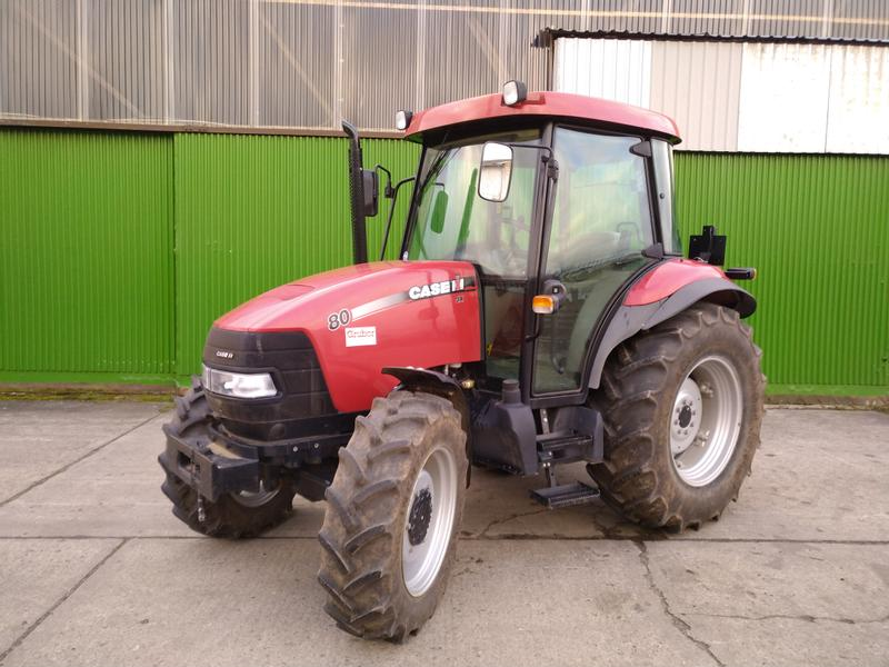 Case IH JX 80 Top Zustand