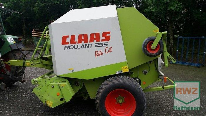 Claas Rollant 255 Rotocut