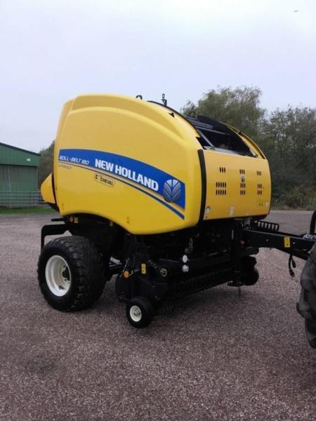 New Holland BR180 SUPERFEED