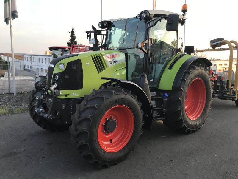 Claas Arion 450 CIS +