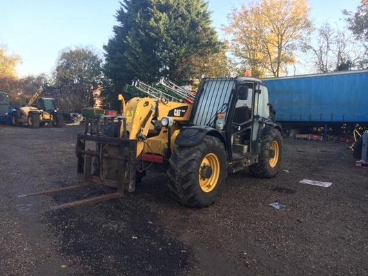 Caterpillar T8005787 - 2009 Cat TH407 AG+ Telehandler