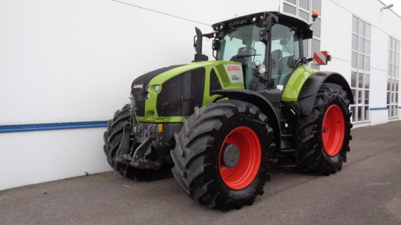 Claas AXION 940 stage IV
