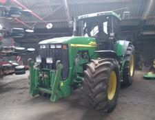 John Deere 8110 Powershift Top Zustand