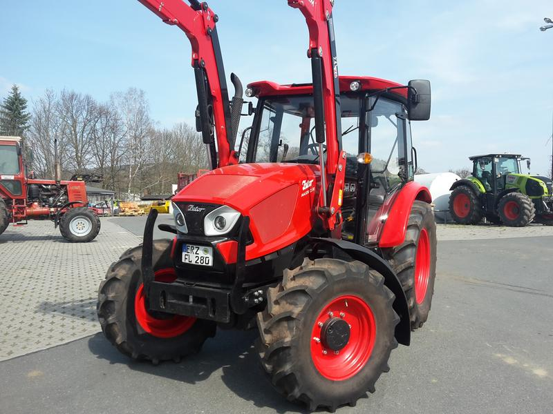 Zetor Major CL 80 by pininfarina
