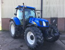 New Holland T6050 Super Steer