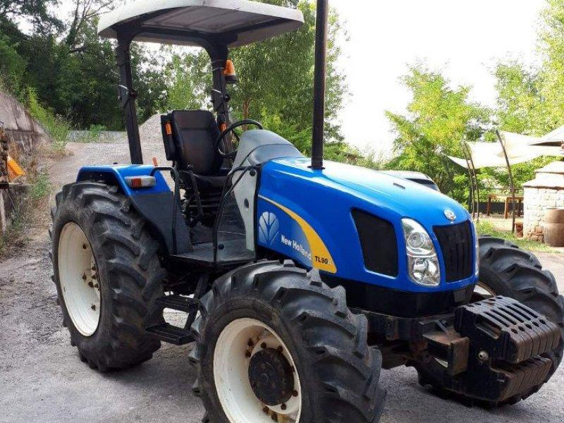 New Holland TL90A EXO TVA