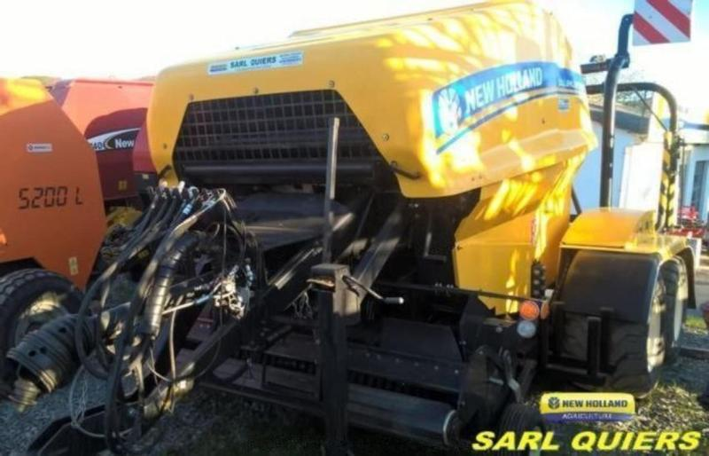 New Holland ROLL BALER 125 COMBI