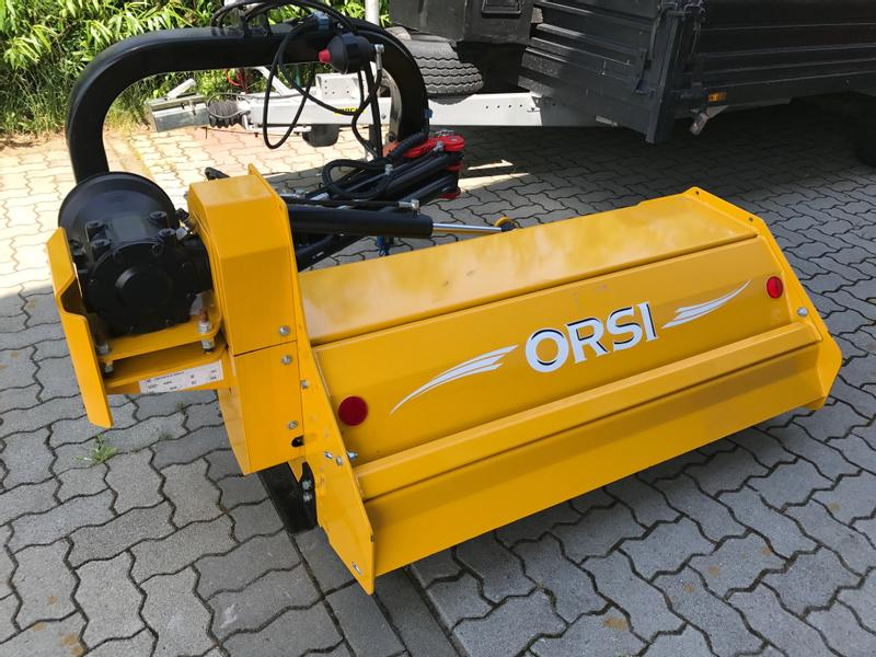 Orsi Competition Off Set Hardox