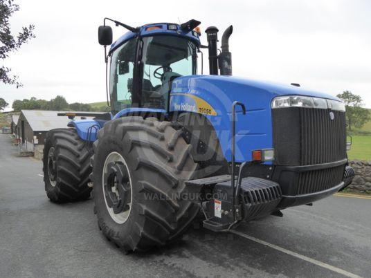 New Holland T9050