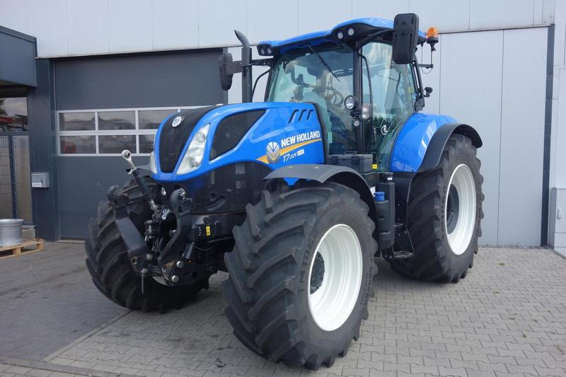 New Holland T7.225 AC GPS
