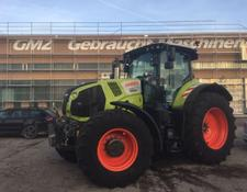 Claas AXION 850 CMATIC GPS-READY