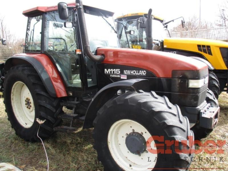 New Holland M 115