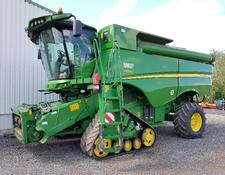 John Deere S690 # 12m -  ready for work