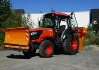 Kubota M 8540 Narrow Winterdienst
