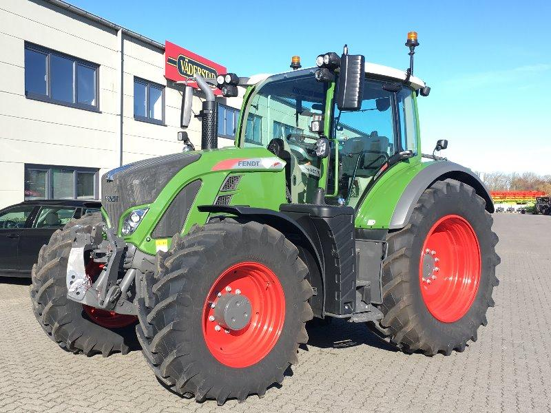 Fendt 724 Vario Profi-Plus S4