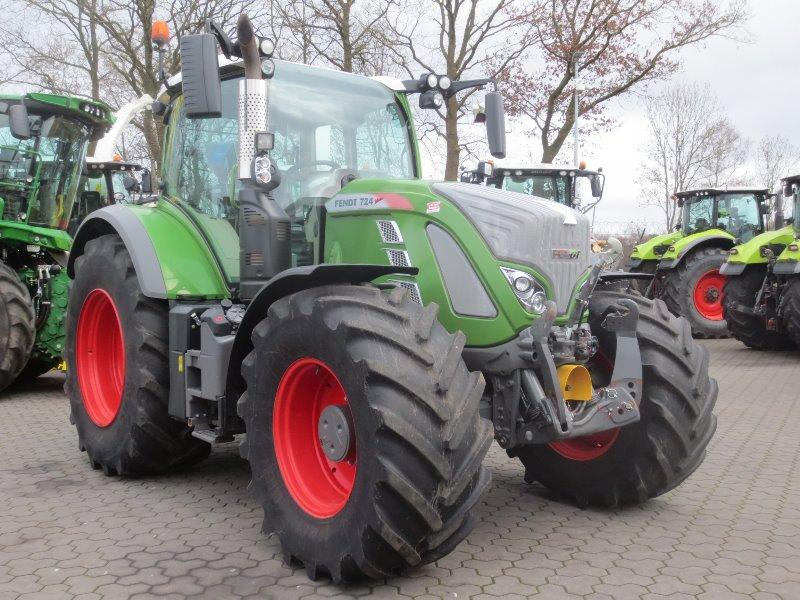 Fendt 724 Vario Profi Plus Design Line