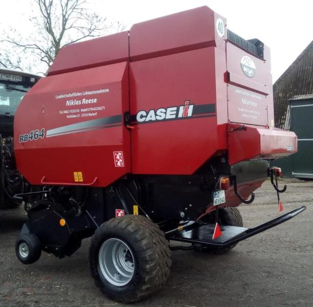 Case IH RB 464 RC