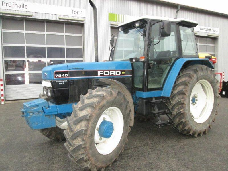Ford New Holland 7840 SLE Powerstar komfort
