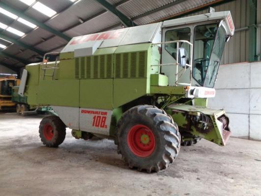 Claas  Dominator 108s Combine for sale