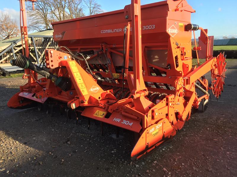Kuhn HR 304/ Integra 3003