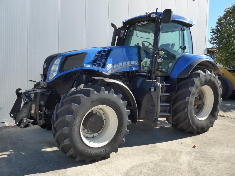 New Holland T8.390 RCEFC Ultra Command Service Neu! D.-Zul.