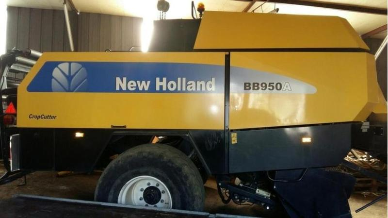 New Holland BB950 A CROP CUTTER