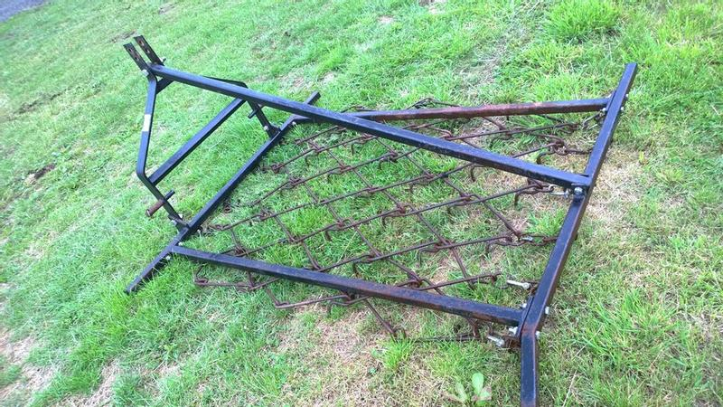 CHAIN HARROWS 4FT
