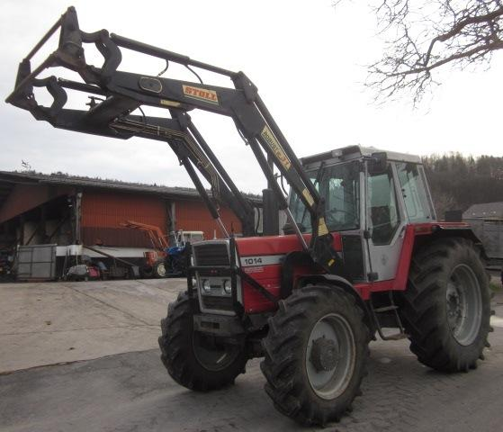 Massey Ferguson 1014 AS