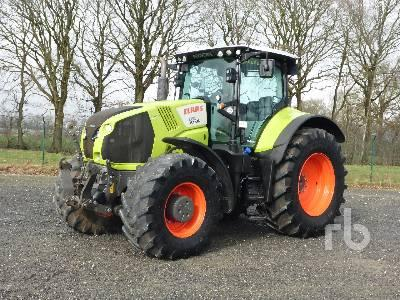 Claas AXION 830CMATIC