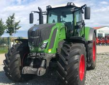 Fendt 828 Vario Profi Plus mit RTK Trimble