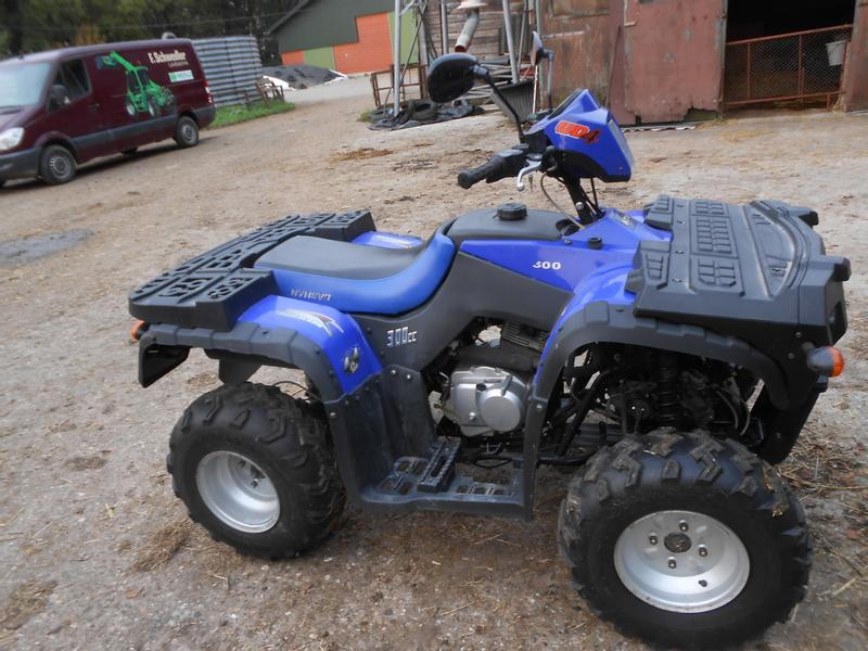 Baschau ATV Quad 30CC